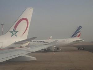 Viajar de Aviao em Marrocos