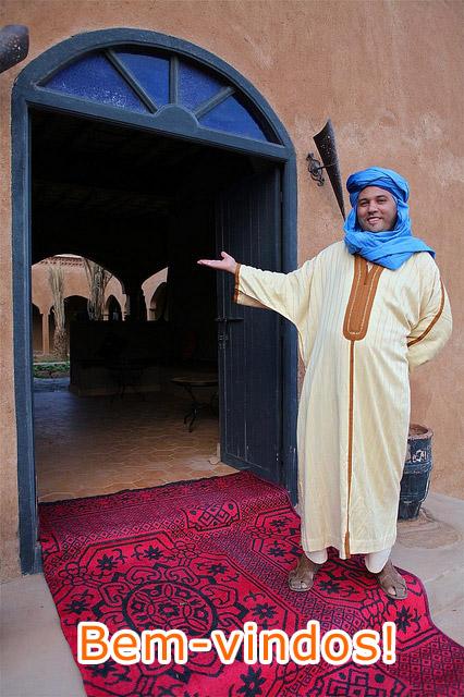 Bem-vindos a Marrocos