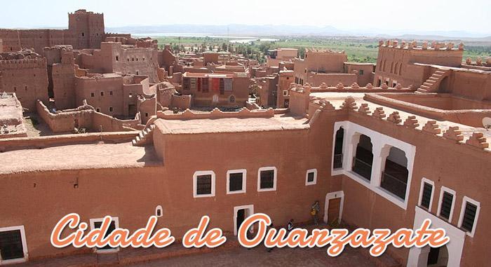 Visitar Ouarzazate