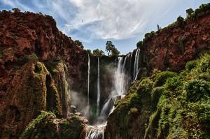 Ouzoud Marrocos